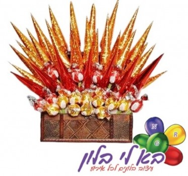 תיבת עץ מעוצבת בשוקולדים מהממת 289 ש''ח copy