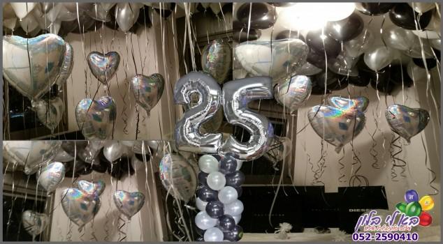 יום הולדת 25
