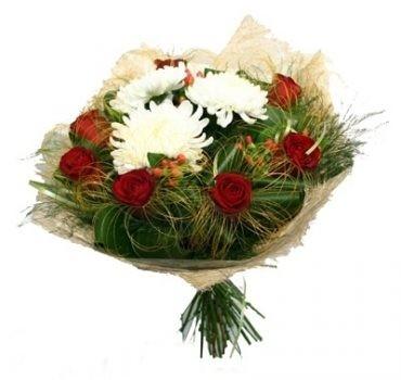 זר ורדים ביוטי 250 שח