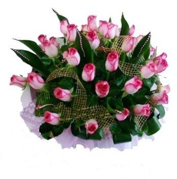 זר ורדים דולצה ויטה קלאסי 490 שח