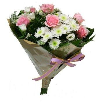 זר ורדים טיטאניק 150 שח