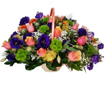 סידור פרחים - me amor 220 שח