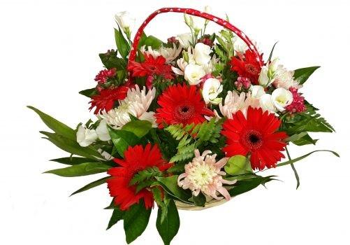 סלסלת פרחים אהבה שלי 149 שח